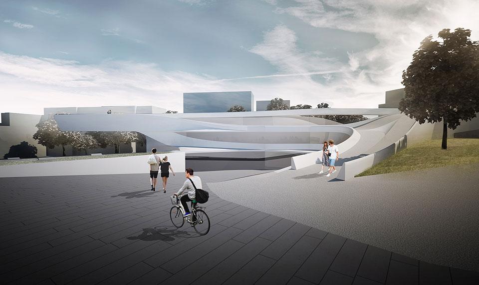 музей свободы в киеве - архитектура