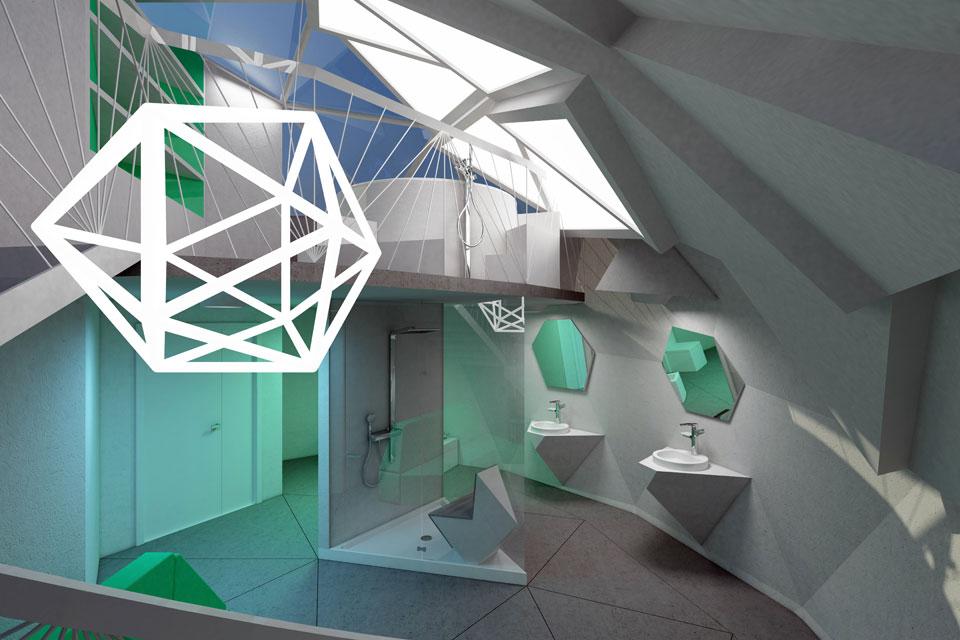крнкурсний дизайн ванної кімнати архірости