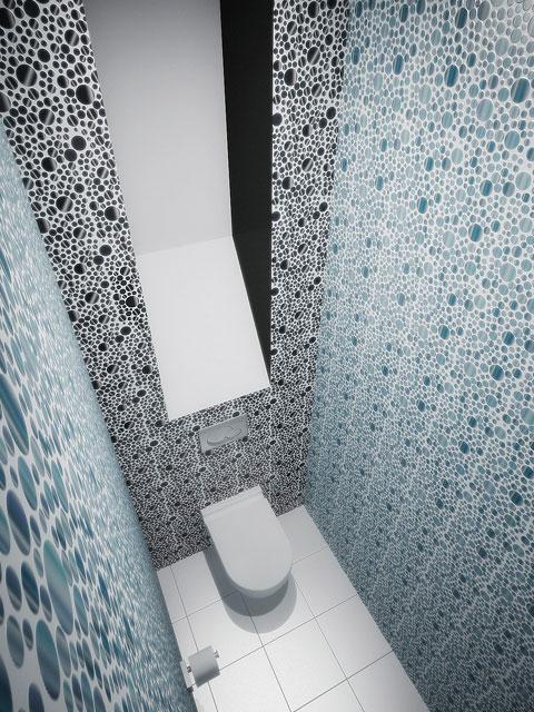 дизайн туалету (санвузол 2 квадратних метри)
