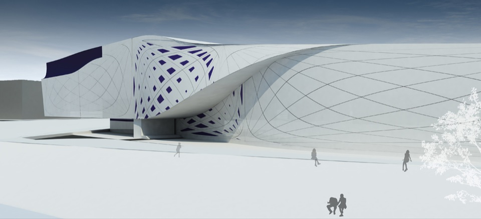 фітнес центр київ - алгоритмічна архітектура