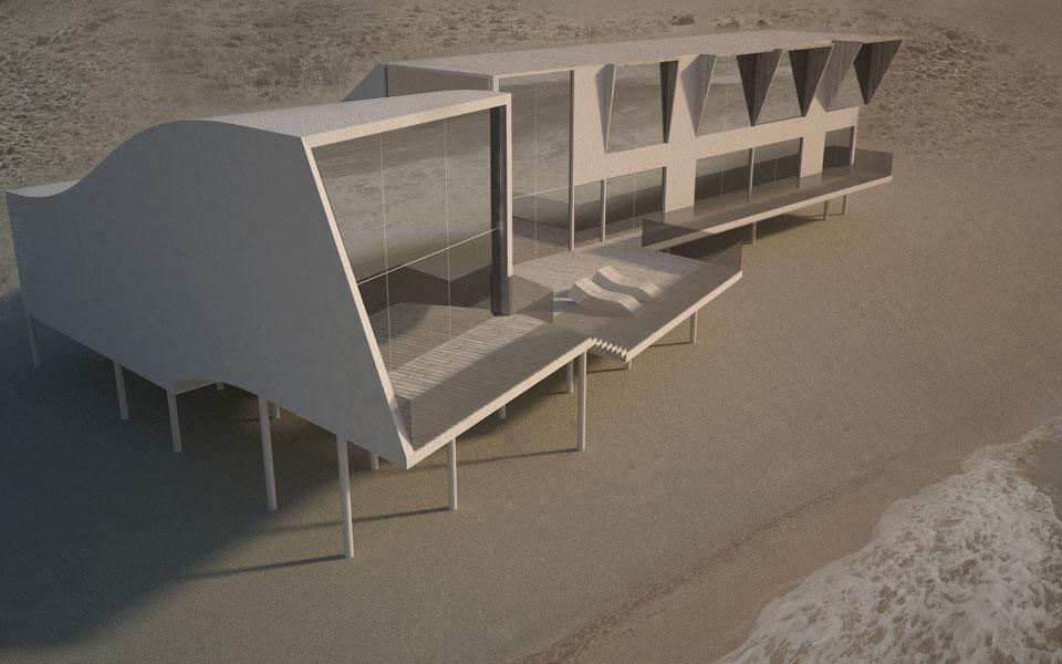 дизайн проект будику для полювання