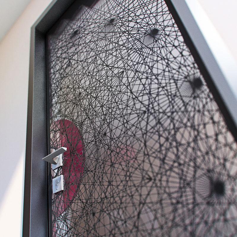параметричний дизайн дверей наяда