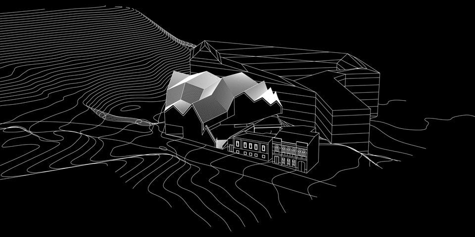 архітектурна концепція на андріївському узвозі