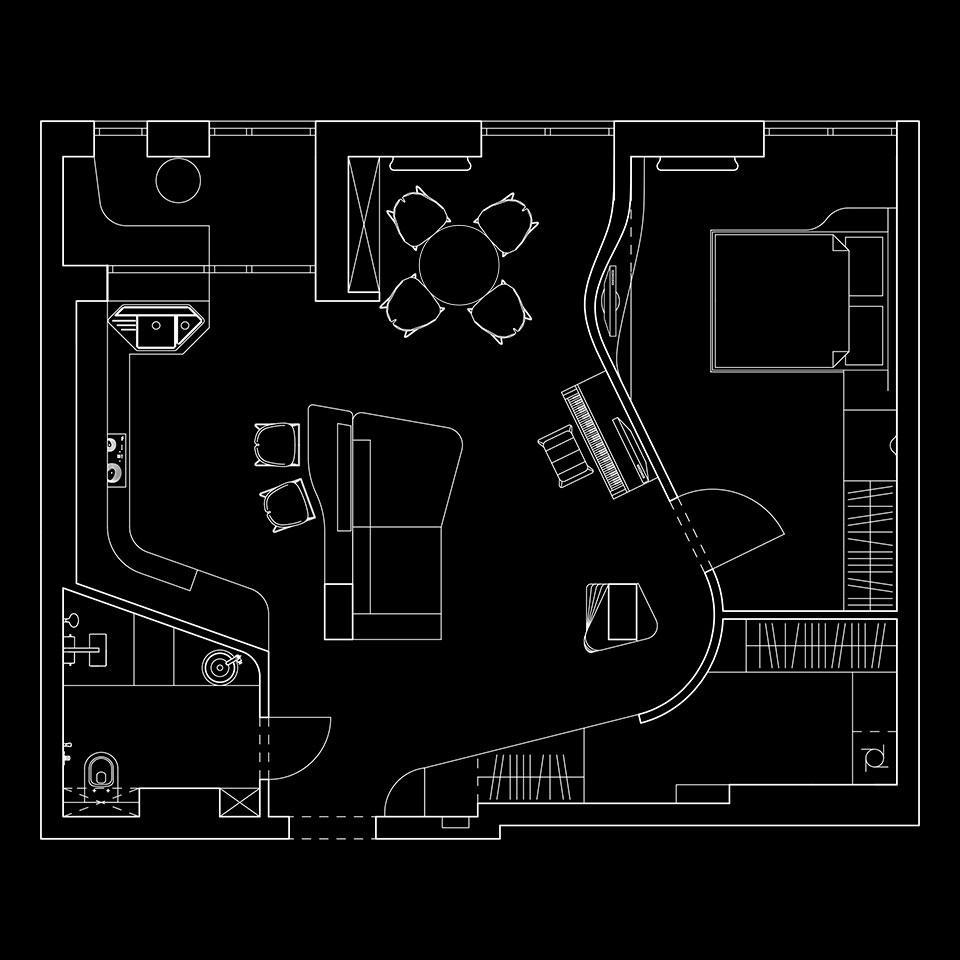 комфорт таун планування квартир - дизайн