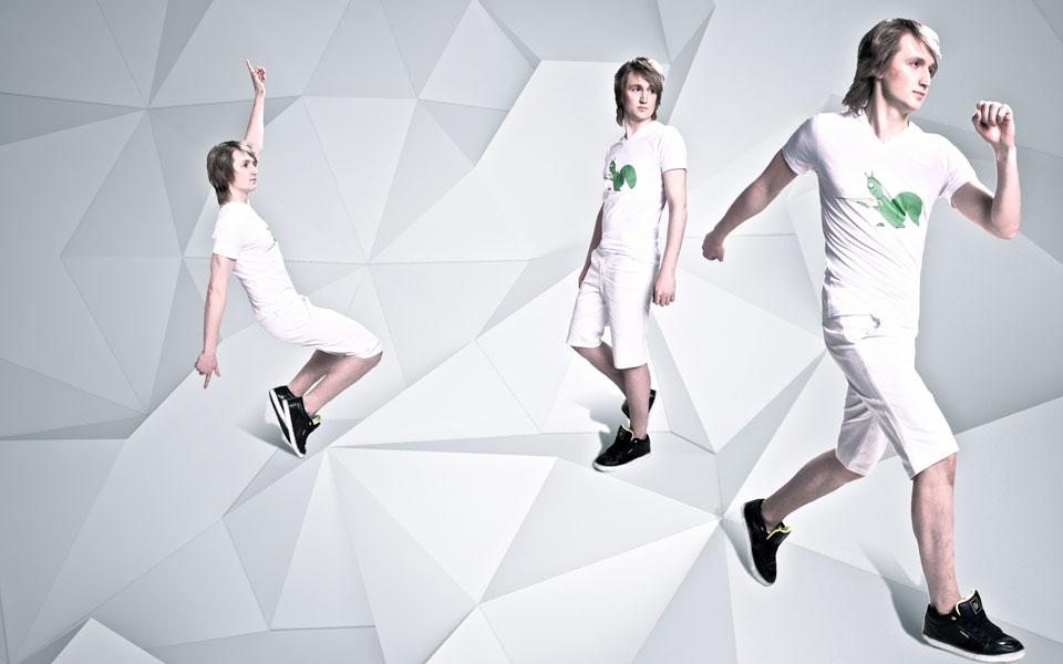 дизайн простору для бренду одягу sqviral