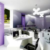 Офіс компанії ITPro. Параметричний інтер'єр, теселяція, комбінаторика