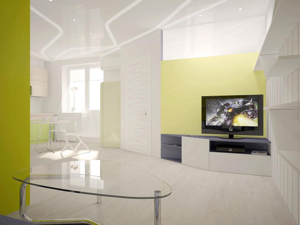 дизайн квартири москва - обчислювальний дизайн