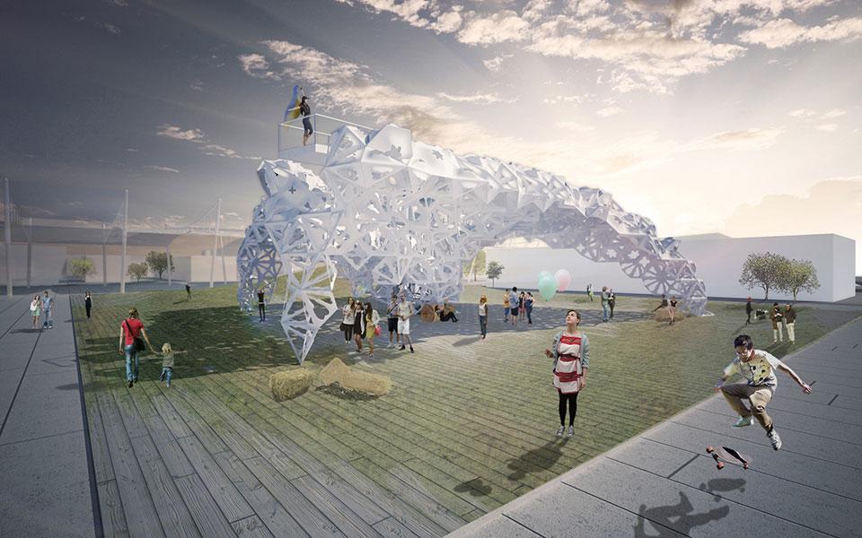 український павільйон експо 2015 мілан