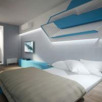 дизайн однокімнатної квартири - інтер'єр київ