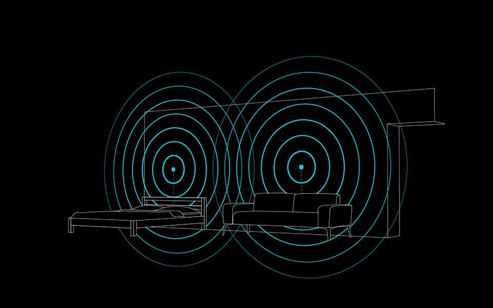 кола на воді - інтер'єр параметрика київ