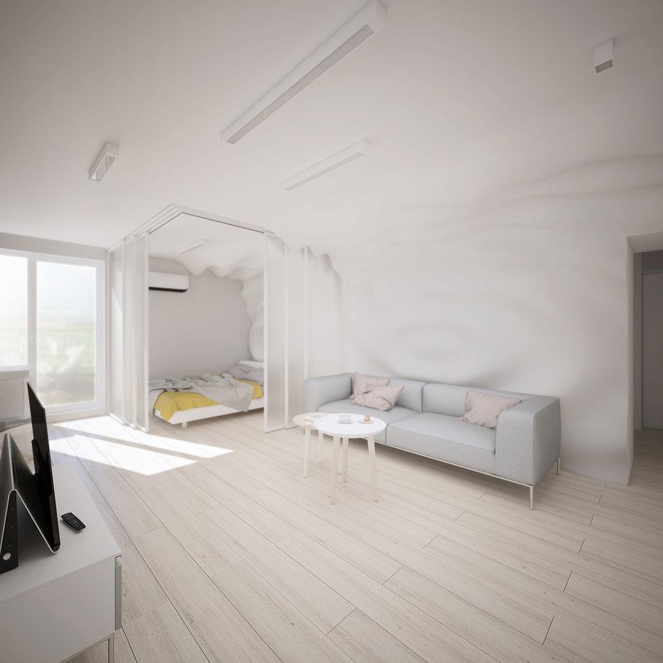 інтер'єр київ - сучасний дизайн квартири