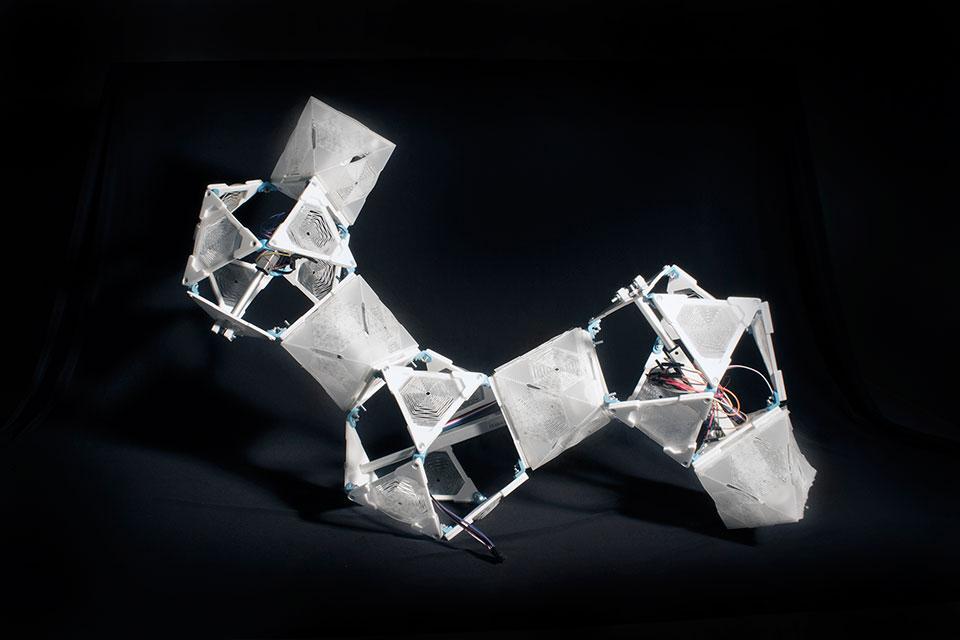 aadrl nomad - прототип архітектурного модулю