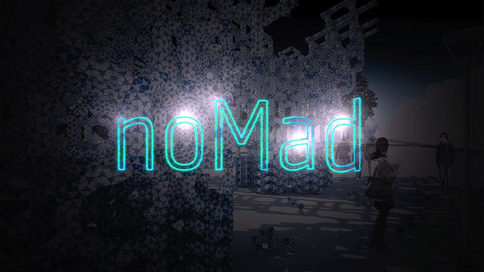 aadrl nomad - архітектурна модульна робототехніка