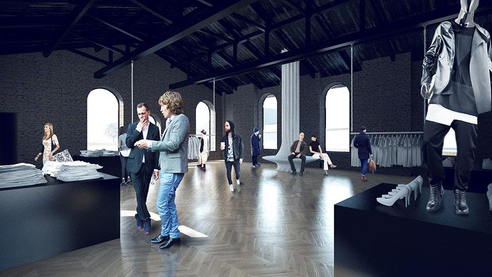 лондон станція шордич архітектурний конкурс