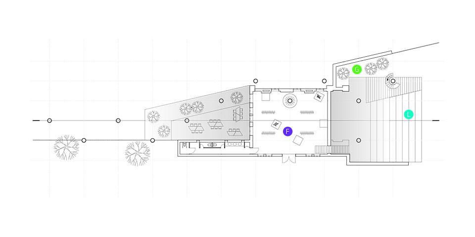 лондон станція шордич архітектура генплан