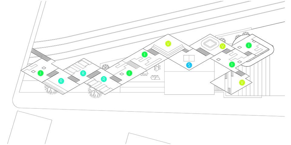 лондон станція шордіч архітектура генплан
