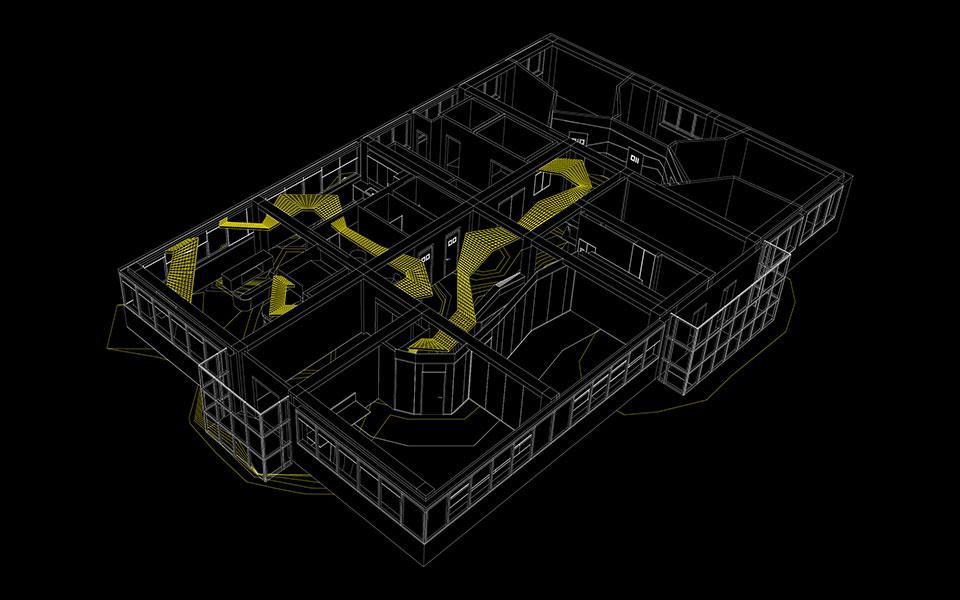 ігровий будинок наві - параметричний дизайн