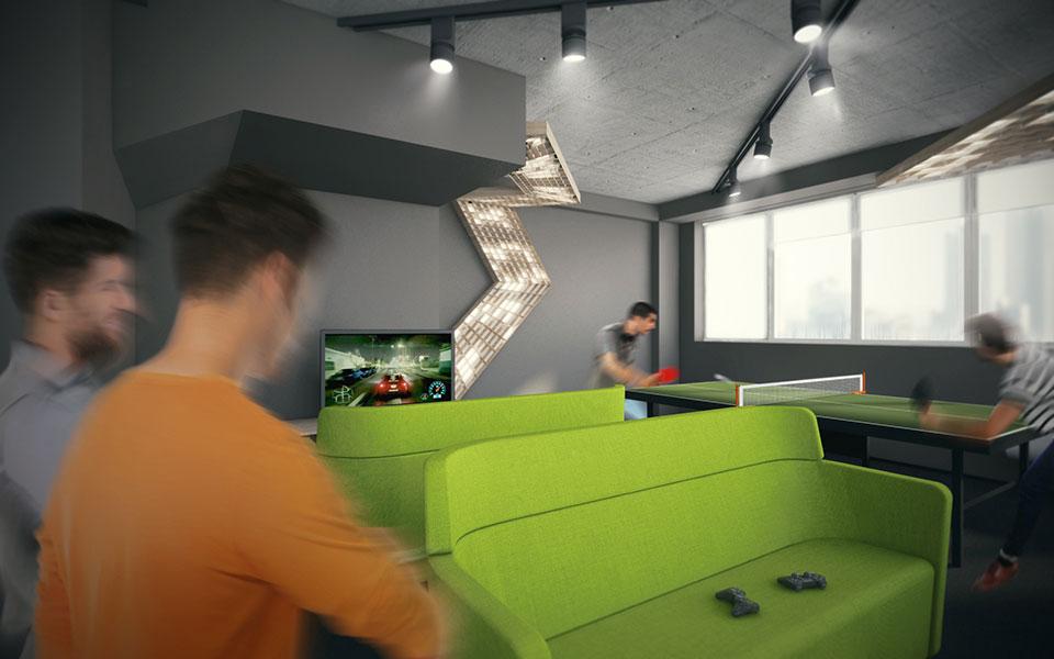 дизайн тренувального табору наві - ігрова