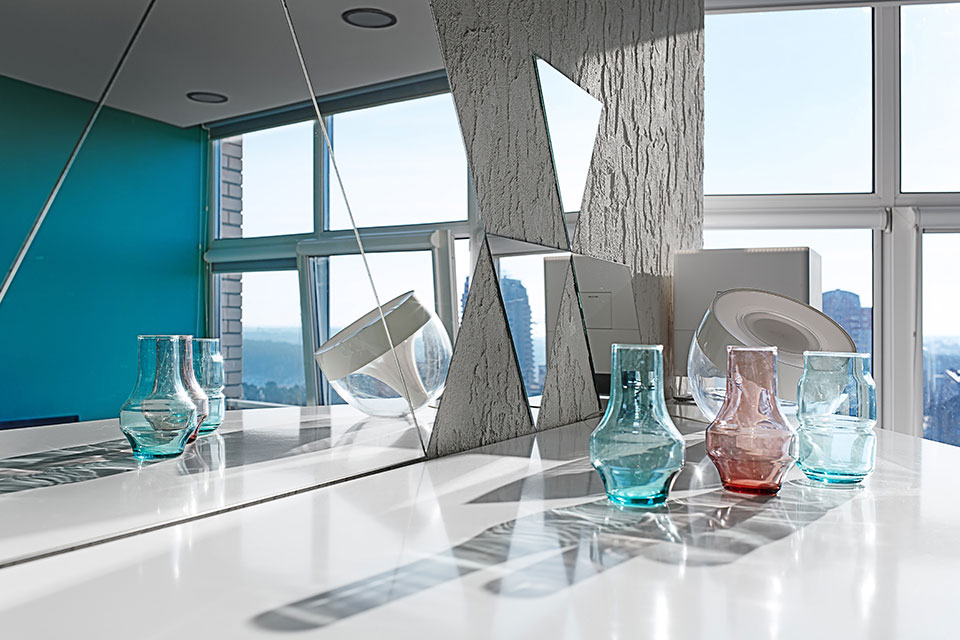 дизайн квартири київ - параметричний інтер'єр