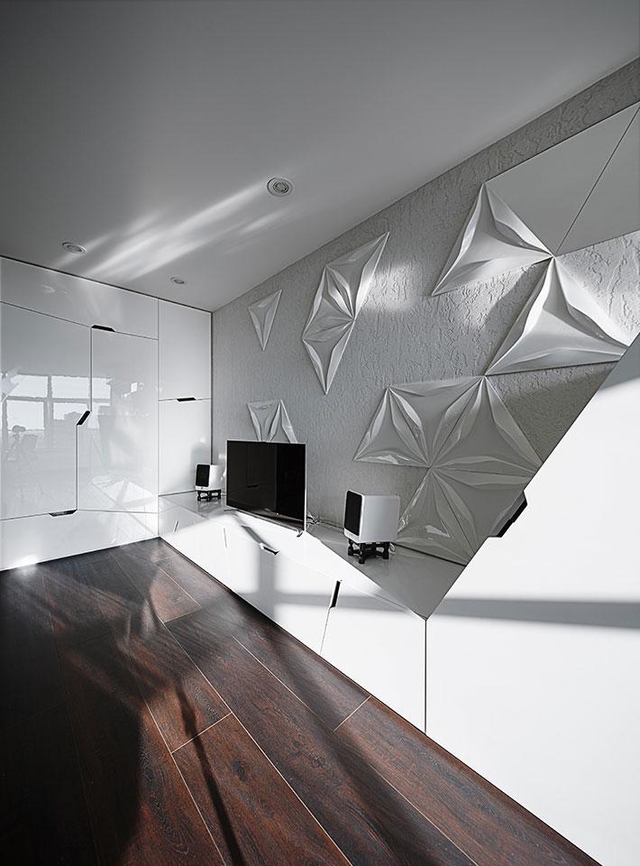 обчислювальний дизайн - інтер'єр квартири київ