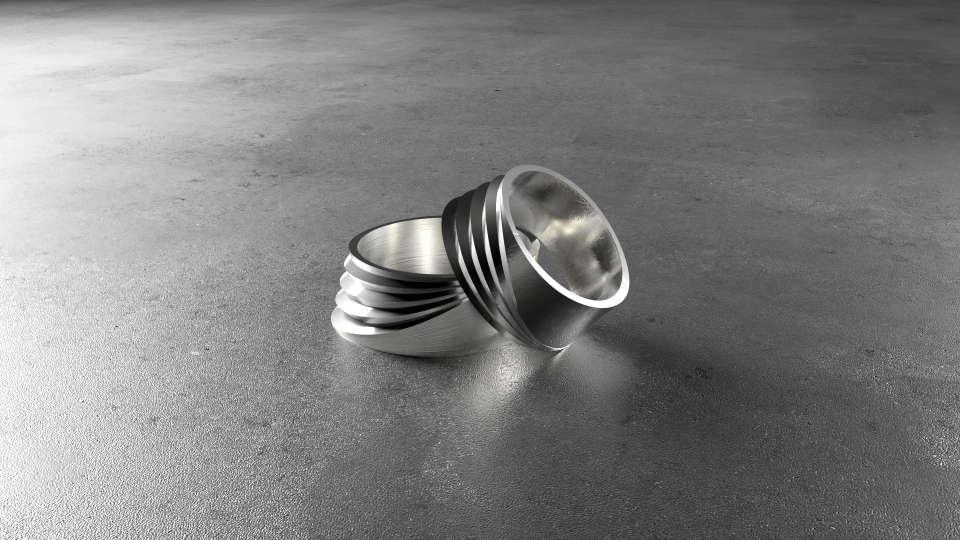 параметричний дизайн кільця