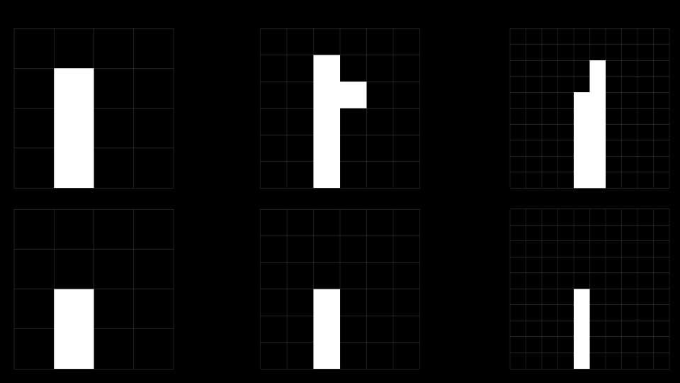 пікселізація зображення на інсталяції