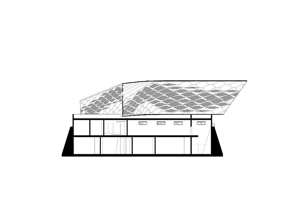 канарські острови - поперечний архітектурний розріз