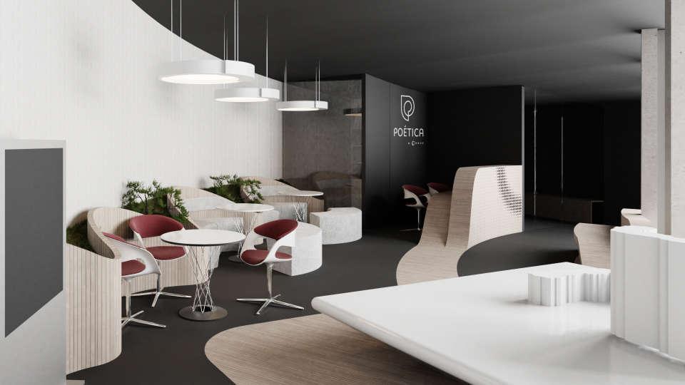 інтер'єр офісу від Dmytro Aranchii Architects