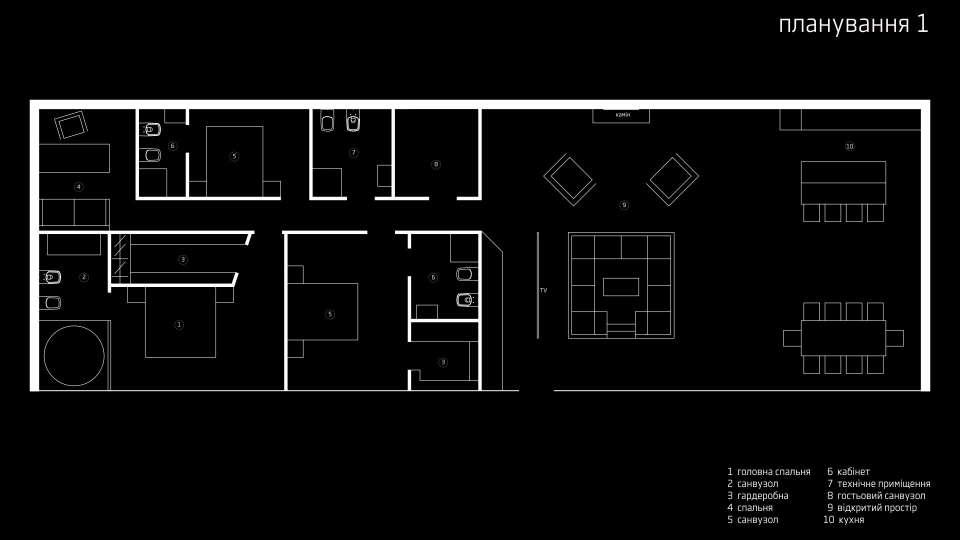 параметрична архітектура - план екологічного будинку