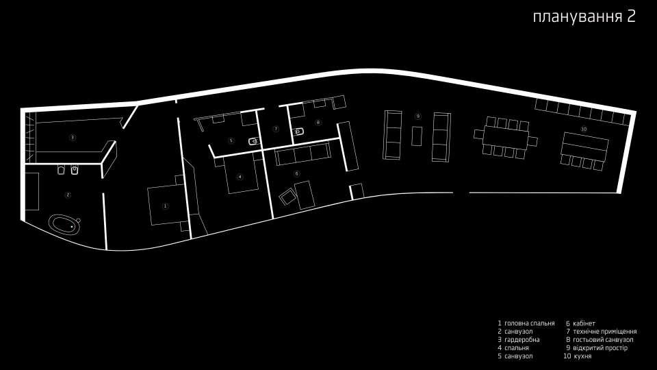 обчислювальна архітектура - план енергоефективного будинку