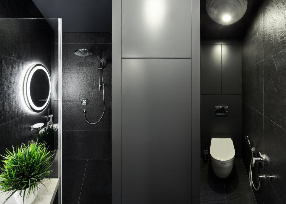 дизайн орної ванної кімнати
