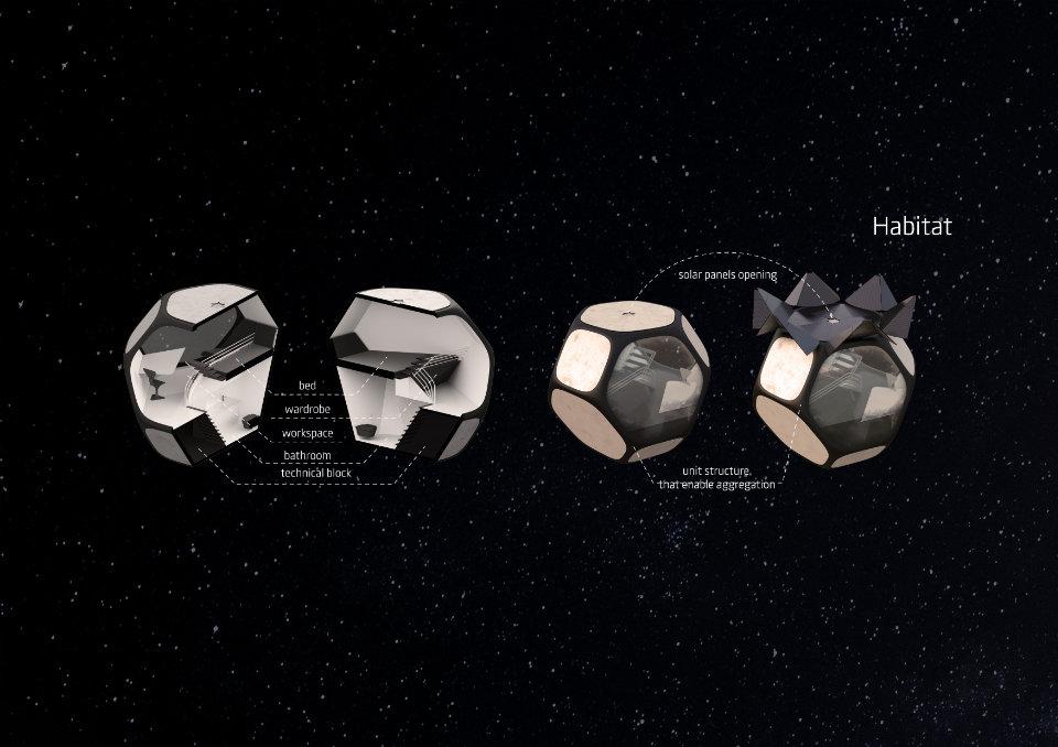 Modular moonstation