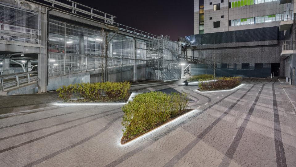 дизайн офісної будівлі