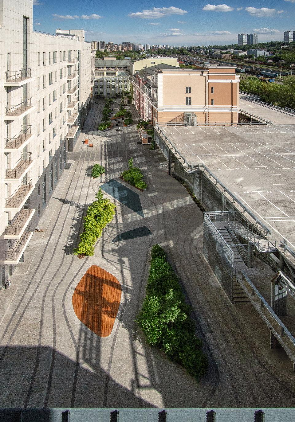 дизайн громадського простору